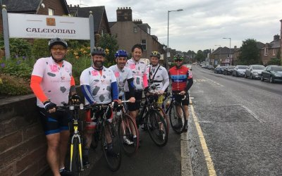 Chloe's Charity Cycle More Info Click Picture For Day 8 Update – 6th July 2017 1pm
